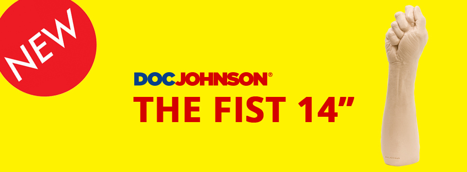 Új Dildóm: Doc Johnson The Fist 14″